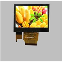 3.5'' TFT LCD Screen with 320X240 Resolution Capacitive Touch