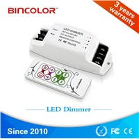 Color Temperature Change LED Controller with RF Remote