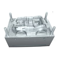 Plastic Children Toys Car Bike Injection Mould