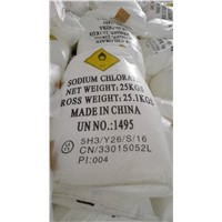 Sodium Chlorate for the Paper Or Mining Industries