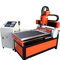 SCT-A6090 Advertising Materials Acrylic Plastic Carved & Cutting Small Size CNC Router