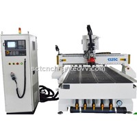 Woodworking Machine ATC CNC Router for Furnitures Making Machine, Wood Engraving Machine