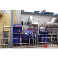 Flue Gas Waste Heat Steam Boiler for Power Generation Project