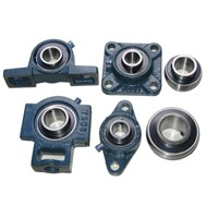 20 Mm Stainless Steel Pillow Block Bearing