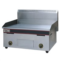 Counter Top Gas Griddle Flat Plate Stainless Steel Body Gas Griddle FMX-WE198D