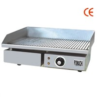 Table Top Electric Griddle Full Groove Plate Stainless Steel Body Electric Griddle FMX-WE102