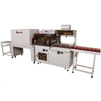 Economic Side Sealing&Shrinking Film Wrapping Packager