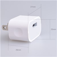 10W Power Adapter USB Phone Charger 5v 1a Power Adapter from Factory