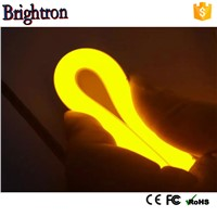 CE Approved Uniform Intensity Sparkle Cable Strip Shapable LED Neon 5050 RGB LED Neon Flex Rope Light