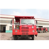 High Speed High Quality 6x4 Howo Dump Truck Mining Truck