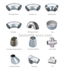 Chinese Factory 301 Ss Pipe Fittings Stainless Steel Elbow Flange