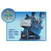 Lead-Acid Battery Vacuum Paste Mixer
