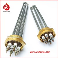 Electric Flange Immersion Oil Heater