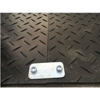 Plastic Safety Grip Rig Mats /HDPE Road Protection Mats /Ground Protection Mats
