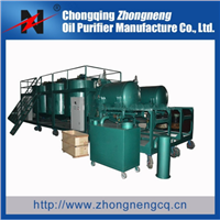 BOD Engine Oil Recycling System