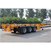 Container Chassis Semi Trailer 40FT