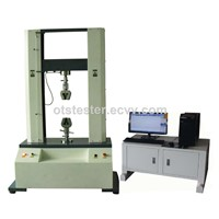 ASTM D 412 Universal Material Tensile Testing Machine for Metal