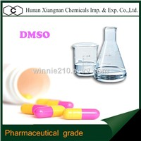 Best Selling Chemicals Material Dimethyl Sulfoxide Organic Intermediate