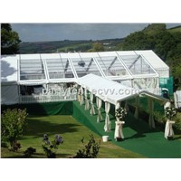 Big Outdoor Luxury Wedding Tent