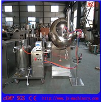 BYC(A) Coating Machine with Liquid Supply Device