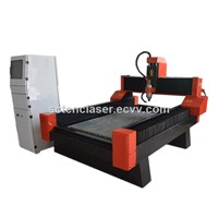 Sunrise Technology S9015 CNC Router Machine Stone Cutting with Water Sprayer Nozzle