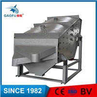 Linear Carbon Steel High Frequency Vibrating Screen with Big Capacity