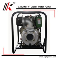 "MANNUAL or ELECTRIC START 4"" DIESEL WATER PUMP KENYA USED AGRICULTURAL IRRIGATION/DEEP WELL"
