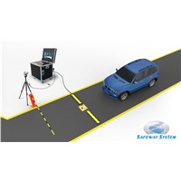Safeway System- Uvss- Mobile under Vehicle Inspection/Surveillance