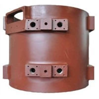 Water-Cooled DC Motor Case Manufacturer