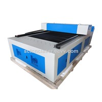 Metal & Nonmetal Mix Co2 250 Watts Laser Cutting Machine