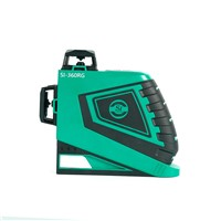 SI-360RG Three-Plane Leveling Green Line Laser Level