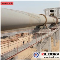 Specfications of 100mts Energy Saving Rotary Kiln