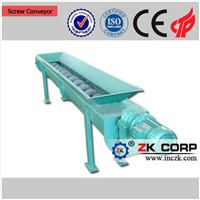 Tube Type Screw Conveyor in Mining Industry