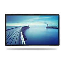 22 Inch Wall Mount LCD Video Player, Multi Touch Screen Video Player