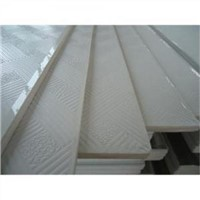 Decor PVC Laminated Gypsum Board