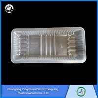 High Safety Home & Supermaket Speial Plastic Disposable Frozen Food Tray