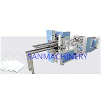 High Speed Napkin Folding Machine