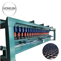 Hongjin Brand Geocell Making Equipment Production Line