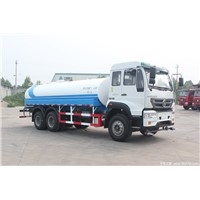 SINOTRUK 6X4 20000 Liters Water Tank Truck Howo Water Truck for Sale