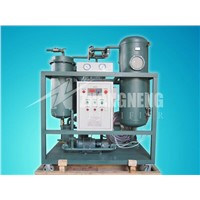 Unique Designed Waste Turbine Oil Filter System, Auto Turbine Oil Purifier Machine