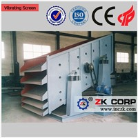 Powder Industry Round Vibrating Screen