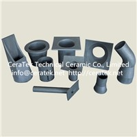 Reaction Bonded Silicon Carbide Ceramic Lining for Wear Resistant