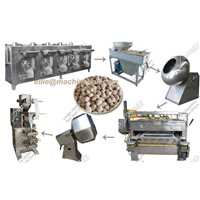 Coated Peanut Making Machine|Peanut Coating Machine Manufacturer