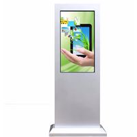 55 Inch Media Player Advertising Digital Signage Outdoor Type