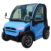 Automatic Electric Car Eec L7e Certified Electric Street Legal Car for 2 Person