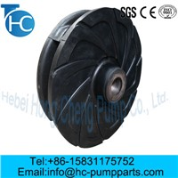 Slurry Pump Parts Wear Resistance Impellers
