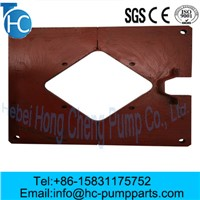 Submersible Pump Parts Mounting Plate