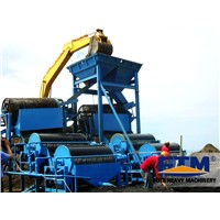 Iron Ore Beneficiation Machines/Magnetite Iron Ore Beneficiation Line