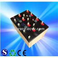 Solar Gel Battery 2V 2000ah Deep Cycle Lead Acid Battery with Cheap Price
