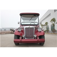 Chinese Lovely Wedding Car /Electric Cars Automobile Sightseeing Vehicle